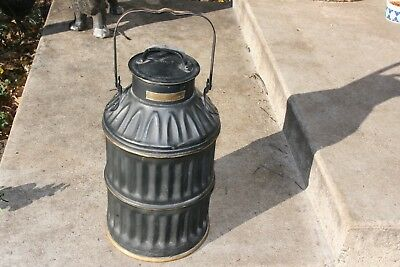 Vintage & Rare Home Oil Co Of Arizona Oil Can Mfg By Boyco, 5 Gal