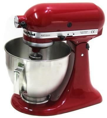 Beautiful Kitchenaid Küchenmaschine Artisan Rot 5ksm150pseer ...