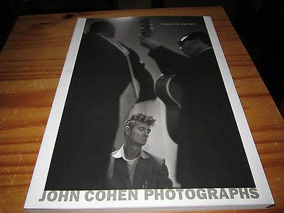 John Cohen Photographs