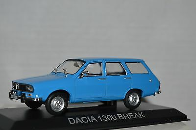 Legendary Cars Auto Die Cast Scala  1:43 - DACIA 1300 BREAK    [MZ-1]