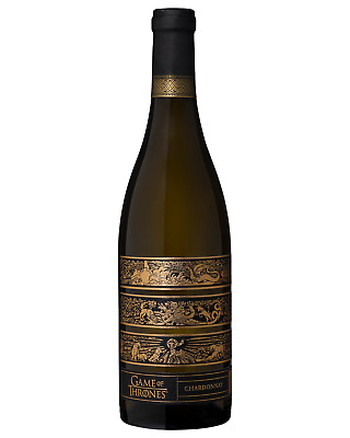 Game Of Thrones 2016 Central Coast Chardonnay case of 2 Wine 750ml