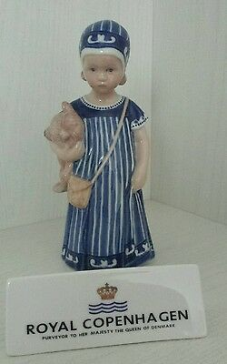 ELSA Royal Copenhagen VERY RARE 999 pcs only