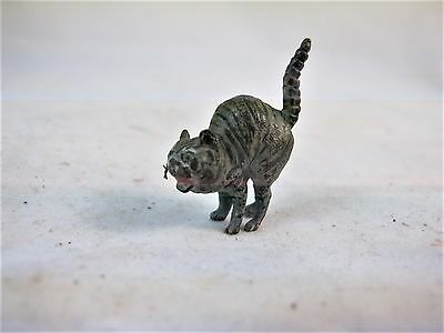 Small Bronze Cat C1900