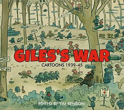 Giles's War by Benson, Tim Book The Cheap Fast Free Post