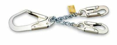 T8221 Locking Rebar Chain Assembly with Two Locking Snap Hooks