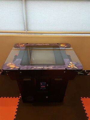 Jamma Tabletop Arcade Game With 1066 Games!!!