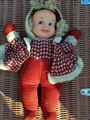 Vintage Rare Magic 3 Face Ideal Doll