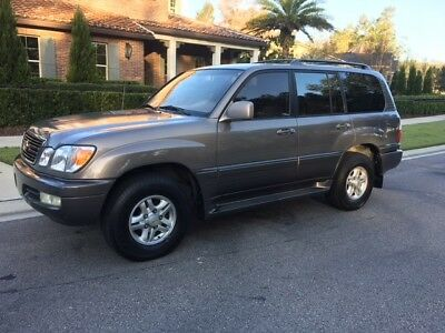 1999 Lexus LX  1999 Lexus LX 470 - 180k Miles - New Timing Belt & Waterpump - Lexus Serviced