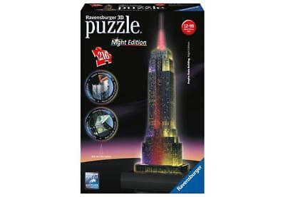 Empire State Building, 3D-Puzzles Night Edition