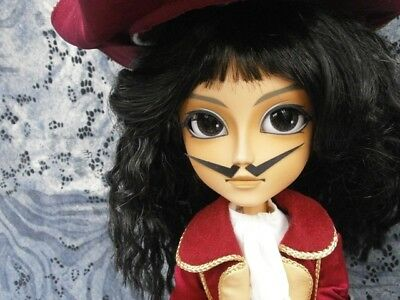 On Sale! Pullip TaeYang T-202 Captain Hook from Peter Pan