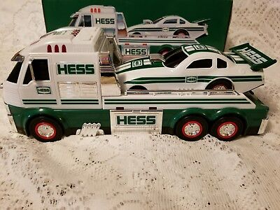 2016 Hess Toy Truck Dragster NEW IN BOX