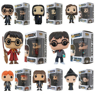 Funko Pop! Vinyl Action Figur Harry Potter Quidditch Hermione Ron Sirius Snape