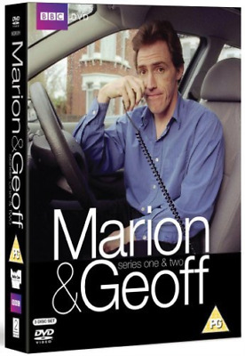 Rob Brydon, Regina Freedman-Marion and Geoff: Complete Series 1 and 2  DVD NEW