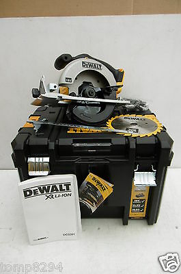 Dewalt Xr 18V Dcs391 Circular Saw Bare Unit + Deep Tstak Case