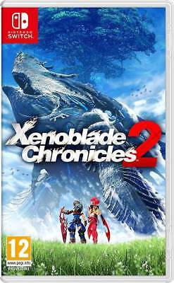 Xenoblade Chronicles 2 Nintendo Switch - Brand New Sealed - PAL