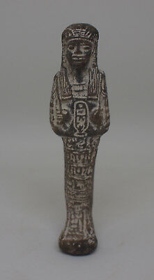 An Ancient Egyptian Ushabati with heiroglyphs. Age unknown