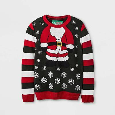 Boys' Pullover Sweaters - Ugly Christmas Sweater Green