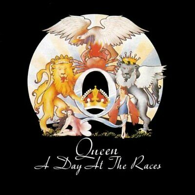 Queen - A day at the races (1976) - Queen CD 9OVG The Cheap Fast Free Post The