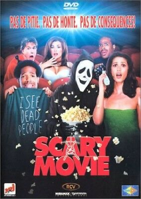 Scary Movie - DVD  CEVG The Cheap Fast Free Post