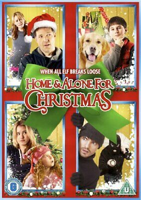 Home & Alone For Christmas [DVD] - DVD  LEVG The Cheap Fast Free Post