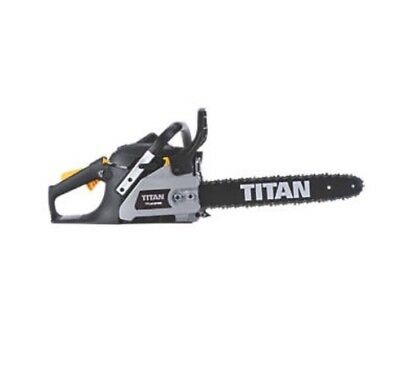 Titan Petrol Engine Chainsaw TTL632CHN Never Been Used. New. Been Tested