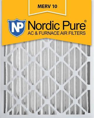 16x25x4 Pleated Air Filter