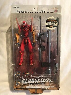 The End Of Evangelion Action Figure. Eva 02 Prodution Model unopened box