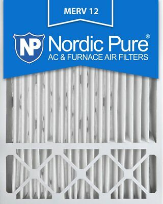 20x25x5 Honeywell Replacement Pleated Air Filter