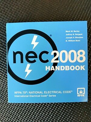 2008 NEC Handbook, Electrical Learning Technical Manual CD