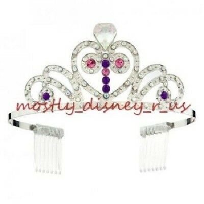 New Disney Store Exclusive Costume Sofia the First Tiara for Girls Dress Up
