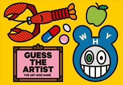 Guess the Artist The Art Quiz Game by Craig & Karl 9781786270214 (Game, 2017)