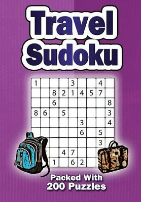 Travel Sudoku: Packed with Over 250 Puzzles by . Spiral bound Book The Cheap