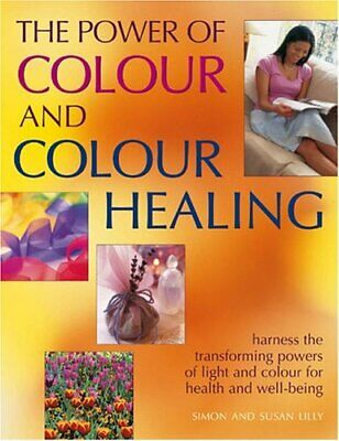 The Power of Colour and Colour Healing by Sue Lilly Paperback Book The Cheap