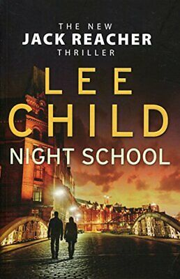 Night School: (Jack Reacher 21) by Child, Lee Book The Cheap Fast Free Post