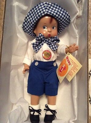 1996 Effanbee Doll Classics Series SKIPPY 1929 Vinyl Replica Doll with COA