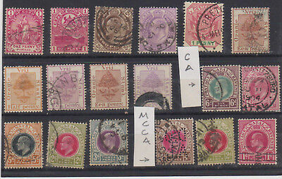 Used Selection of pre Union South Africa
