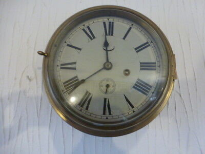 Large ships wall  clock