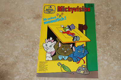 Micky Vision Nr. 47 -- 8/1974  (Zustand 1) (maus donald duck)