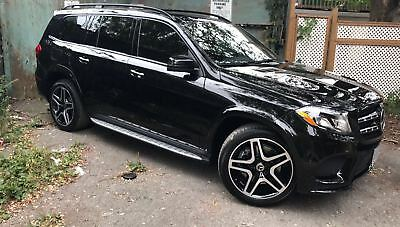 2017 Mercedes-Benz GLS450 4Matic Sport Utility 4-Door 2017 Mercedes-Benz GLS450 4Matic SUV 4-Door 3.0L Canadian Spec SPORT pack call..