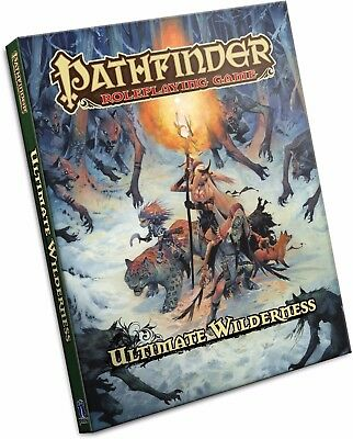 Pathfinder Roleplaying Game Ultimate Wilderness RPG D&D PZO1140