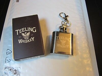 Teeling Key Ring Whisky Flask