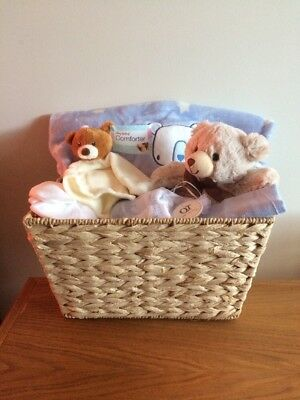 Baby Boy Hamper - Baby Shower/Christening Gift - Personalised