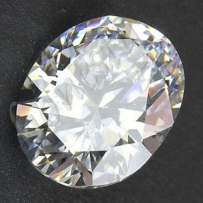 50.40 Ct  Huge  Loose White  Oval Shape 18 X 25 mm Sapphire on ebay