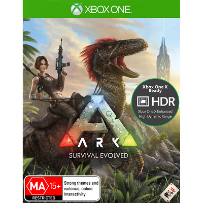 Ark Survival Evolved - Xbox One - BRAND NEW