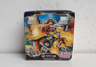 LEGO Nexo Knights - Trading Cards - 1 Display (50 Booster) 2. Wahl OVP defekt
