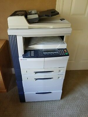 Kyocera KM-2050 Printer/Copier/Fax
