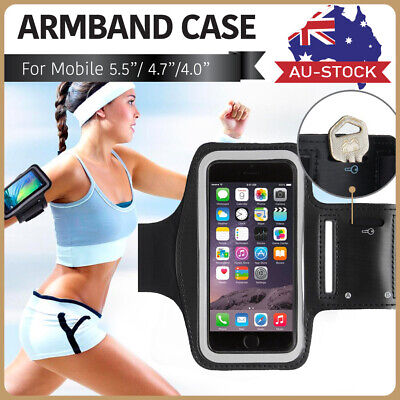 Sport Gym Running Exercise Jogging For Apple iPhone X 8 7 6 Plus Arm Band