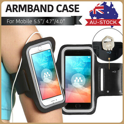 Sports Gym Armband Arm Case Running Exercise For Apple iPhone X 6S 6 Plus