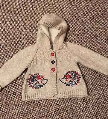12 18 months girls Cardigan / Coat