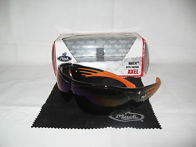 Mack Axel Safety Glasses Sunglasses Anti Scratch Shatterproof Brand New
